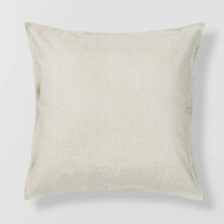 Sheridan Washed Linen Cotton Cushion