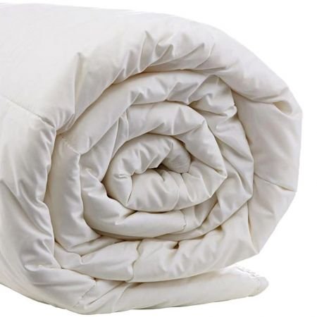 Sheridan Outlet All Seasons Wool Quilt White