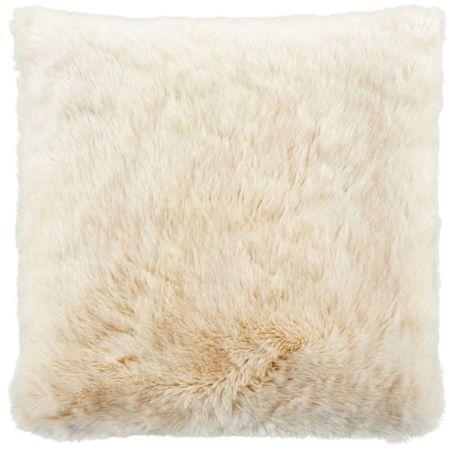Sheridan Outlet Cherban Faux Fur Cushion Cream