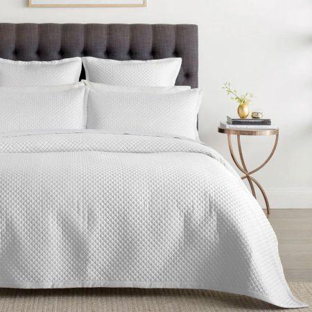 Sheridan Kenwick Bed Cover White