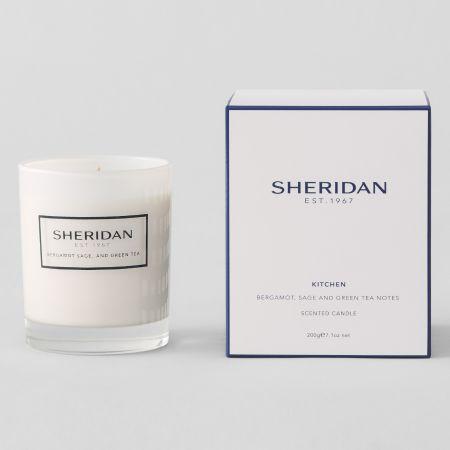 Sheridan Bergamot Sage Candle