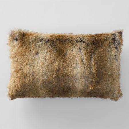 Sheridan Outlet Minelli Faux Fur Breakfast Cushion