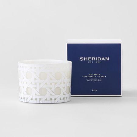 Sheridan Outdoor Citronella Candle