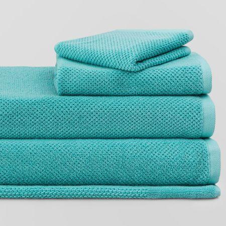 Sheridan Austyn Towel Range Sea Foam