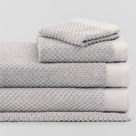 Sheridan Patterson Towel Range silver