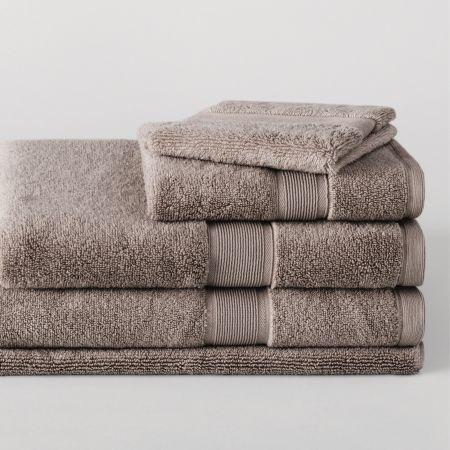 Sheridan Ultra-Light Luxury Towel Range Pebble